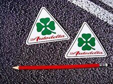 Alfa romeo trèfle autodelta aile autocollants brera s 159 146 alfasud gtv gta