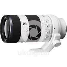 Sony FE 70-200mm F4 G OSS Full frame E-mount lens (SEL70200G)