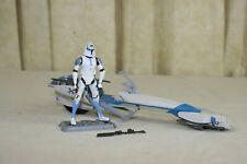 STAR WARS ~ BARC Speeder Bike ~ Clone Trooper Jesse ~ Clone Scout Vehicle