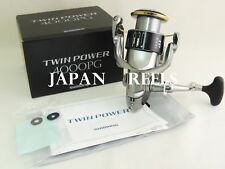 NEW SHIMANO 15 TWIN POWER 4000PG 4000 PG SPINNING REEL  *1-4 DAYS FAST DELIVERY*