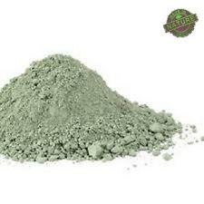 Argile en poudre ventilée verte - 100g - 100 % naturel