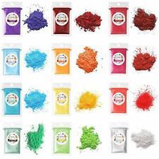 12 Dyes Colors Mica Powder Pigments Soap For Coloring - Making Colorants Set 0.2
