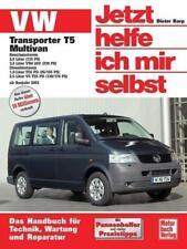 VW Transporter T5 / Multivan. Jetzt helfe ich mir selbst - Dieter Korp PORTOFREI