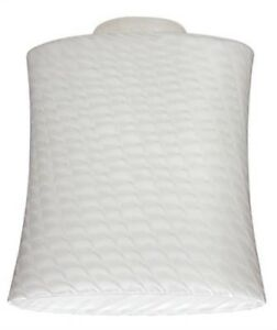 Westinghouse 8141200 - 2-1/4-Inch Lunar Weave Glass Shade 4 Pack