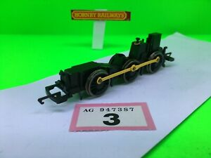 Hornby China Class 08 Shunter Chassis Diesel Electric OO Train