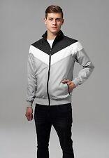 Mehrfarbig Medium Urban Classics Arrow Zip Jacket Cappotto Uomo (x5k)