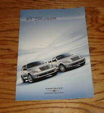 Original 2008 Chrysler PT Cruiser Sales Brochure 08