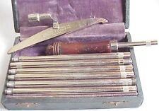 Antique Machinist Heat Treat Tool Gordon Co Chicago Heights IL