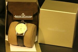 Jaeger LeCoultre Stainless Steel Automatic Watch Ref 5001 - 42 Cal JLC 900