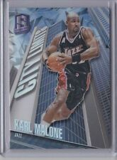 Karl Malone Single Basketball Trading Cards