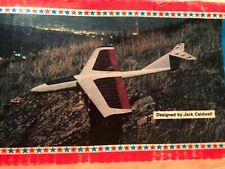 New ListingVintage The New Craft Air Freedom High Performance Aerobatic Slope Glider Mint!