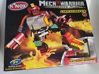 K'nex Mechwarrior FIRESTARTER Dark Age Series 4 Knex - 11211 - 63123