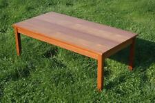 Smashing Vintage Retro Danish Made Teak Coffee Table - Designers Name pictured