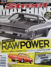 Street Machine Magazine January 2009 - Summernats Survival Guide and Map