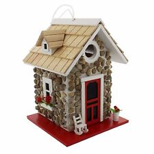 Bird House / Bird Box / Nesting Box ~ FIELDSTONE COTTAGE