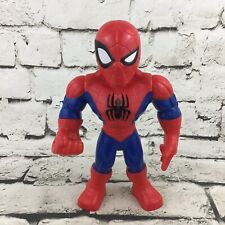 "Spiderman Action Figure 10"" Posable Squinty Eyed Marvel & Subs Hasbro 2018"
