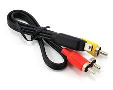 GoPro Genuine Accessories HD3 Composite Cable (SD Cable) Go Pro Hero 3 Camera