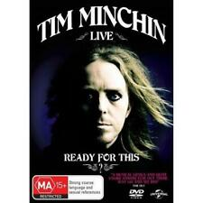 TIM MINCHIN Ready For This? DVD NEW