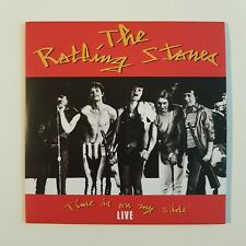"""The ROLLING STONES ♦ Limited Edition & Remastered CD ♦ LIVE """"TIME IS ON MY SIDE"""""""
