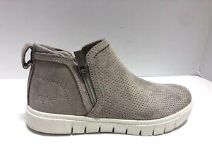 Ryka Women's Hensley Suede Slip On Bootie Shoe Size 5M