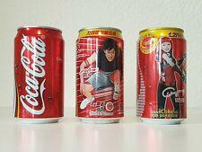 Coca Cola Dosen aus China, leer (2)