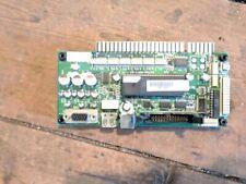 SEGA NAOMI CHIHIRO JAMMA JVS I/O INTERFACE CIRCUIT BOARD PCB tested