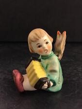 Goebel Hummel Porzellan Figur 238 B  Engel mit Akkordeon Hummelfigur TMK 7