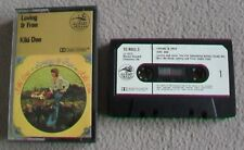 KIKI DEE - LOVING & FREE music cassette tape