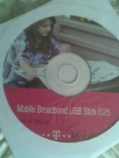 T-mobile Mobile broadband CD installation software for USB stick 625