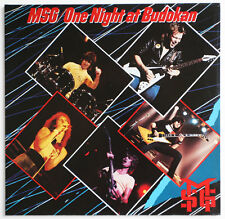 MICHAEL SCHENKER GROUP One night at Budoka live germany 1981 chrysalis 2LP EX+