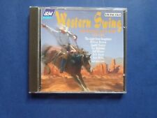 WESTERN SWING HOT HILLBILLY JAZZ AND BLUES - CD