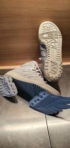 Adidas X Jeremy Scott Wings Reflector Grau US 10 EUR 44 ohne Karton G19576