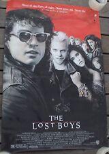 "Vintage The Lost Boys Original Movie Poster 1987 40x27"""