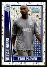 Topps Premier League 2013 - Ali Al Habsi - Star Player Wigan No. 349