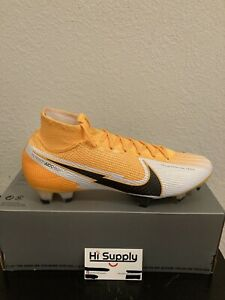 NEW Nike Mercurial Superfly 7 Elite FG Men's Size 11.5 Soccer Cleats AQ4174-801
