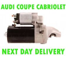 AUDI COUPE CABRIOLET 80 100 2.6 2.8 1990 1991 1992 > 2000 RMFD STARTER MOTOR