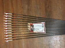 Easton Bloodline 240 Arrows With Blazer Vanes Custom Made Set of 12