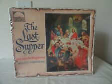 Vintage Puzzle Selchow and Righter no.590 644 Pieces The Last Supper