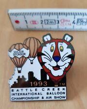 PIN Battle Creek 1993, International Balloon Championship, Kellogg's Tiger
