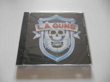 "LA Guns ""Same"" 1988 cd Polygram Records USA New Sealed"