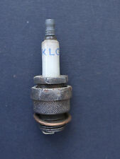 Ancienne bougie KLG old spark plug candella bujía Tennpluggen