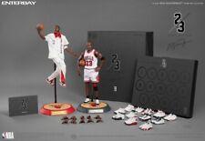 Ready! Enterbay Michael Jordan (Final Limited Edition) 1/6 Figures Set