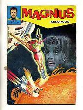 ALBI SPADA # MAGNUS ANNO 4000 # N.13 Ottobre 1973 # Edizioni Fratelli Spada