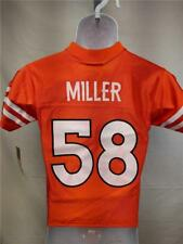 New-Blank-Front-Flaw Von Miller #56 Denver Broncos Youth 8 S Small Jersey