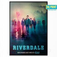 Riverdale Season 5 2021 TV Series Poster Print | A5 A4 A3 A2 A1 |