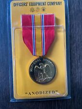 Matine Corps Anodized National Defense Service Medal
