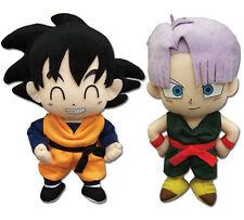 Gift SET of 2 Dragon Ball Z Goten (GE-8963) & Trunks (GE-8964) Plush Dolls