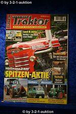 Oldtimer Traktor 3/14 Hürlimann D 800 BTG Tatrac Eicher 3088A Ferguson FE 35