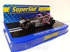 Slot SCX Scalextric Superslot H3647 Caterham Superlight Championship 2014 Nº19