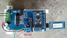 5 Amp DCC System Controller, model railway, Bluetooth/App Android phone /tablet